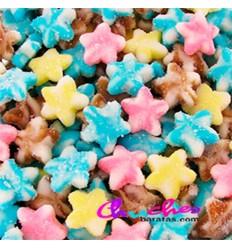 Estrellas surtidas 100 gramos