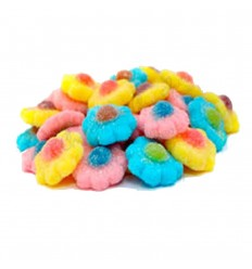 Assorted flowers sugary 100 grams
