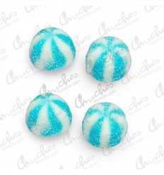 Blue Twist Kisses 100 grams
