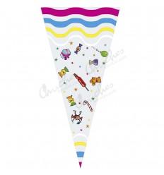 Candy cone bag 25 x 50 cm