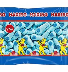 Dedones azules haribo 1 kg