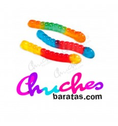 Glitter worms 100 grams