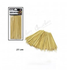 Bamboo sticks 20 cm 85 units