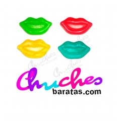 Assorted gloss lips 100 grams