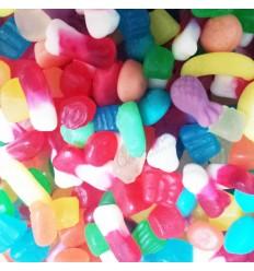 Glitter mini mix 100 grams