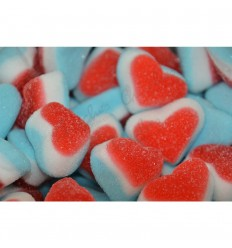 Tender blue hearts 100 grams
