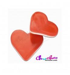 Corazón nata fresa 100 gramos