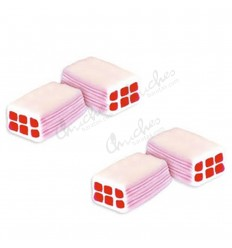 Bricks strawberry cream 100 grams