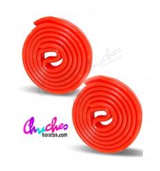 Strawberry discs 100 grams