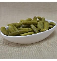 Anchovy flavor gherkin