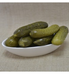 Gherkin thick fat anchovy flavor