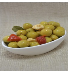 Olive recipe of the grandmother
