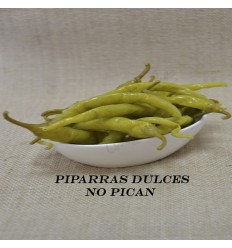 Sweet Piparras