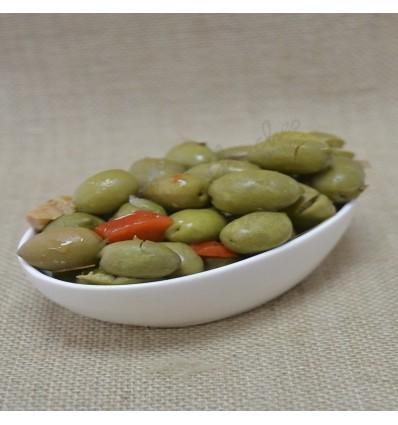 Split olive jaén