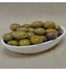 Campo real brown olives