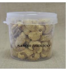 Cortezas jamón iberico castillo