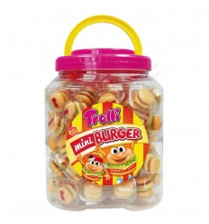 Mini trolli hamburger 90 units