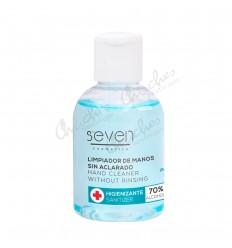 Botella Gel hidroalcohólico seven 50 ml