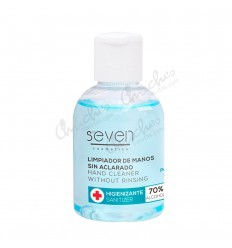 Hydroalcoholic gel bottle seven 50 ml