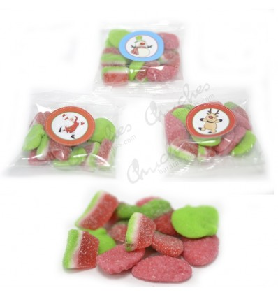 Candy bag 100 g Christmas