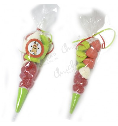 Christmas candy cone bag Assorted