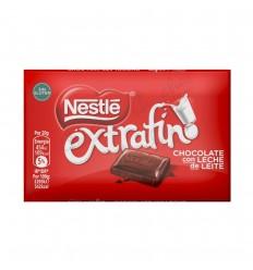 chocolatina nestle extrafino 20 g