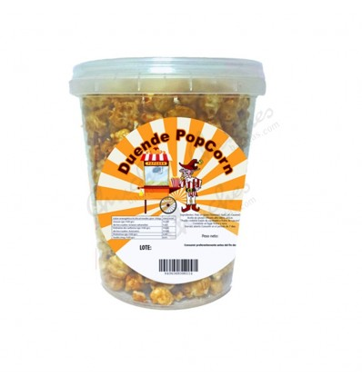 Candy popcorn jar 130 grams