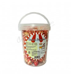 Colored popcorn jar 56 grams