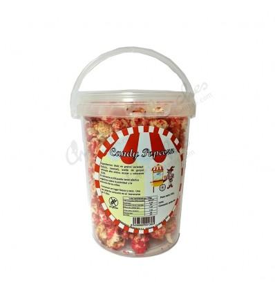 Colored popcorn jar 56 grams
