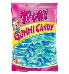 Trolli blue sharks 1 kg