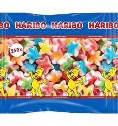 Haribo three-layer stars 250 units