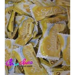 Solano lemon mousse