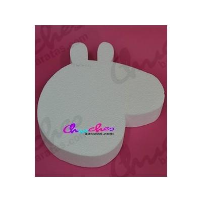 Corcho figura pepa pig