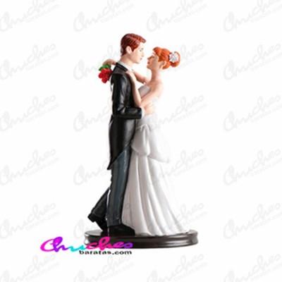 Figura boda pareja vals