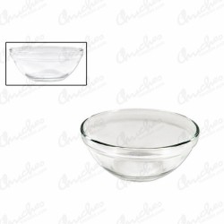 Glass bowl 16 cm