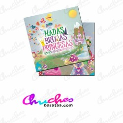 Napkins witches, fairies and princesses 20 units