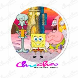 Wafer Sponge Bob