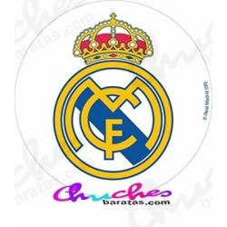 Real Madrid shield wafer