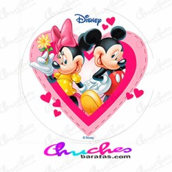 Wafer mikie minie heart in love