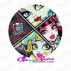 Oblea monster high