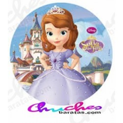 Princess sofia wafer