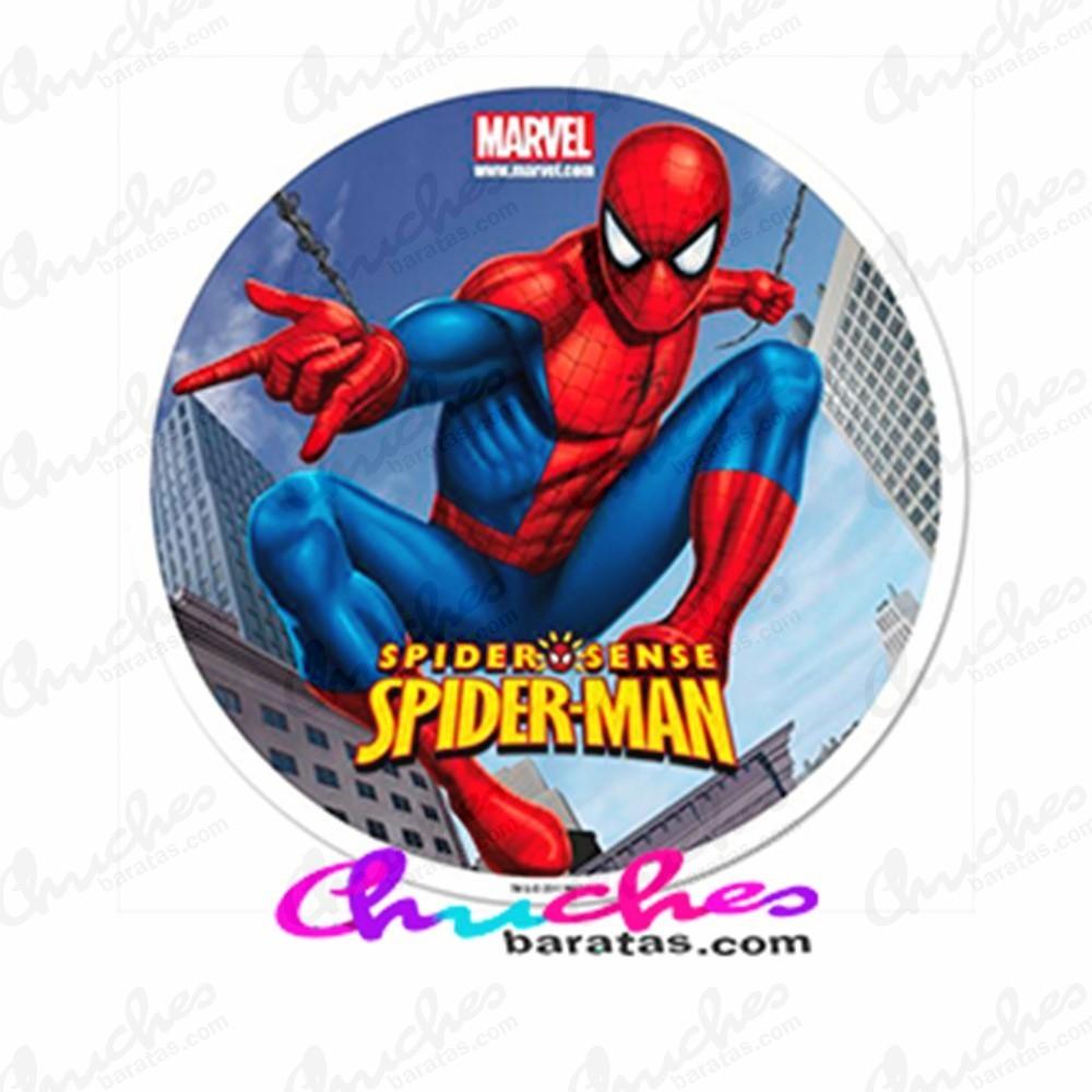 Oblea Spiderman Sin gluten Dekora