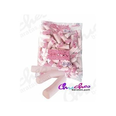 Top espumas dulces rosas nubes