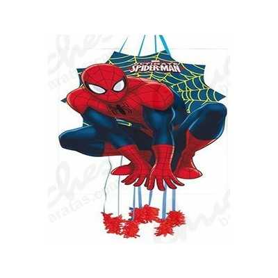 pinata-silhouette-spiderman