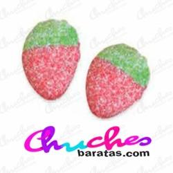 Fresas salvajes azucaradas fini