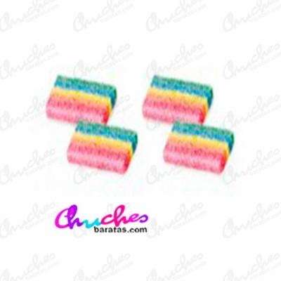 Chips multicolor azucaradas fini