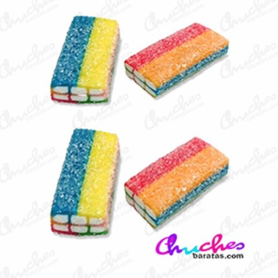 Bricks Pica Rainbow Fini Chuches Baratas