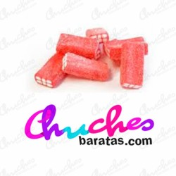 Strawberry bricks pica stuffed fini
