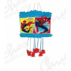 Piñata viñeta spiderman