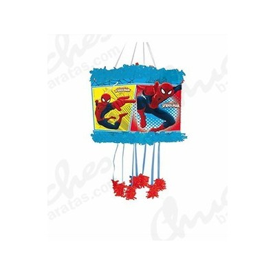pinata-vignette-spiderman